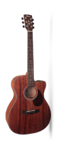 Cort AS OC4 All Mahogany Electro Acoustic Guitar